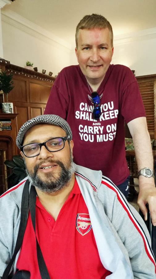 Ahmed & Eddie><br><br>