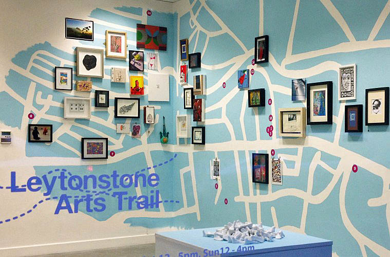 Leytonstone Art Trail