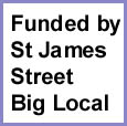 St James Street Big Local logo